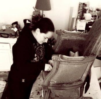 Julia Ben Haim : Votre tapissière décoratrice